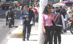 Ecuatorianos en Madrid
