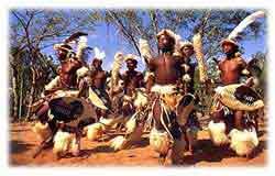 Africanos a su estilo