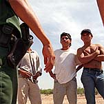 Ilegales mexicanos