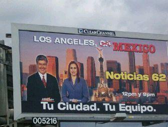 Los Angeles (México), no EEUU