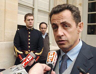 Sarkozy, el titiritero