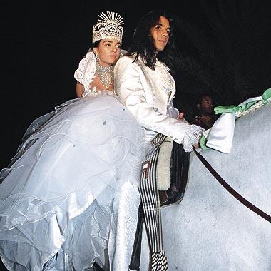 Farruquito se casó