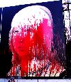 Isabel la Católica, pintada de rojo por el detritus biológico