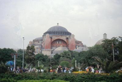 Santa Sofía no es mezquita