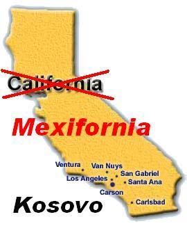 Mexifornia Mapa